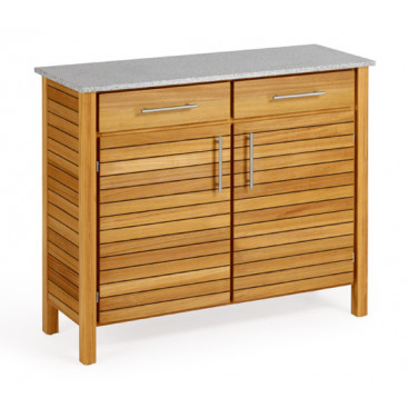 Weishäupl Deck Highboard • Outdoor Schrank